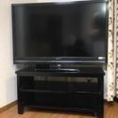 SONY ブラビア 40V型 2008年製 木製テレビ台セット