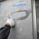 マンションや学校の外壁補修工事