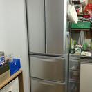 GW引き取り希望!三菱冷蔵庫 切れちゃう冷凍 3ドア 400L