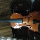 ありがとうございました。完売いたしました。  バイオリンのセットで...