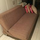 フランスベッド製ソファーベッド(約3年使用)