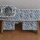 セルシオ テーブル ゼブラ