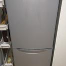 ナショナルノンフロン冷蔵冷凍庫