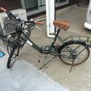 小さな自転車 相談中ですm(_ _)m