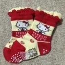 【新品】キティちゃん 靴下