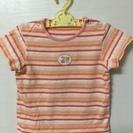 【familiar】女児80cm Tシャツ