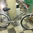 [2998]中古自転車 リサイクル自転車 シティサイクル 26イン...