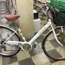 [3005]中古自転車 リサイクル自転車 シティサイクル 27イン...