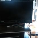 【32型】大きめなテレビDVDプレーヤー付き