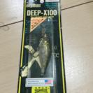 メガバスDEEP-X100