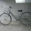 中学生用自転車27インチ中古をお譲りします。
