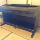 電子ピアノ(クラビノーバCVP303)ネジ取れ品