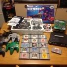 任天堂64 N64 本体やゲーム