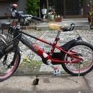 16インチ子供用自転車差し上げます。