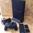 PS2/プレステ2!! ソフト付き