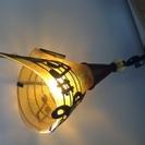♪音符ランプ♪アンティーク風