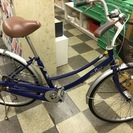 [2992]中古自転車 リサイクル自転車 シティサイクル ママチャ...
