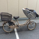 3人乗り対応 子乗せ自転車
