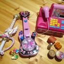 電子玩具 3点