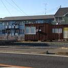 国道50号沿い筑西市の貸事務所、貸倉庫、貸土地