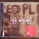 新品 Lean on Me-Best of Bill Withers