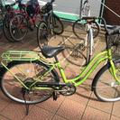 自転車★使用2年★まだまだ使える★