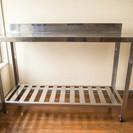 業務用 ステンレス 作業台 厨房 テーブル 1200×450×820