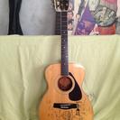 YAMAHAヤマハ FG-202アコースティックギター、フォークギター
