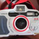 キャノン 水中カメラ canon autoboy D5 (中古)