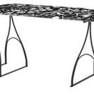 IKEA ガラステーブル 23、24日引き取り希望