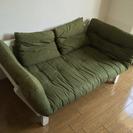 木製北欧風ソファベッド