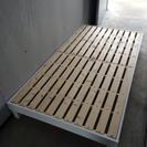 木製シンプルすのこベッド