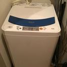 まだまだ使えます。National 製 洗濯機
