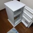 【売ります】冷凍冷蔵庫88L 一人用