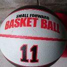 交渉中!バスケットボールです。