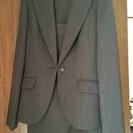 【値下げ☆】スーツ 3点セット レディース シャツ付き【至急】