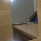 IKEAの鏡 値引き可能