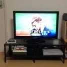 32 テレビ テレビボード付き