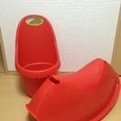 IKEA RUSIG(振り子)とコストコ キディーズゴー
