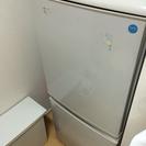 追記:引取日指定  シャープ 135L 2ドア冷蔵庫