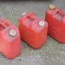 灯油容器 灯油タンク 18L 1点(3点有り)