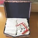 布おむつ 輪おむつ 35枚 ドビー織り&成形タイプ