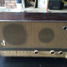 1957年製ヴィンテージラジオ