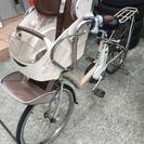 ブリジストンアンジェリーノ電動アシスト自転車