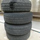 タイヤ付きアルミホイール
