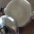 無水鍋★ステンレス大型