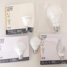 新品 IKEAイケア LED電球5個セット E26 E17