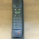 三洋電話機子機、ほぼ未使用