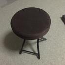 折り畳み椅子 クッション(残り2脚)