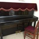 【受付ストップ】アップライトピアノ